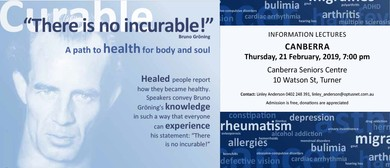 Lecture: Healing On the Spiritual Path, Medically Verifiable