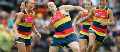 AFLW 3.0, Round 6: Adelaide Crows vs GWS Giants