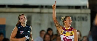 AFLW 3.0, Round 6: Carlton vs Brisbane Lions