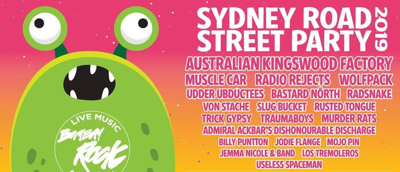 Sydney Road Street Party