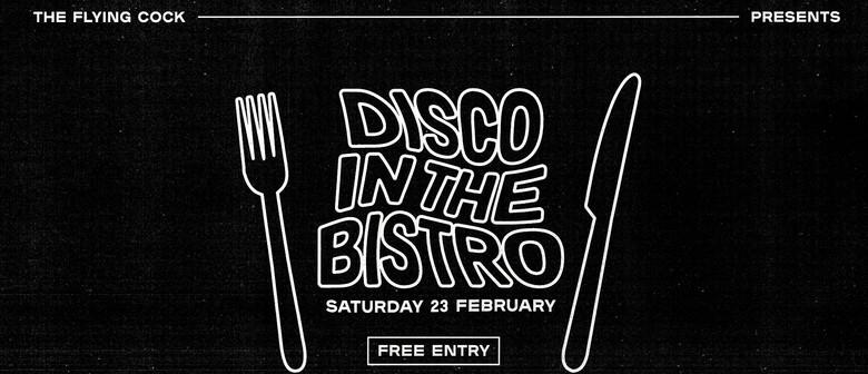 Disco In the Bistro