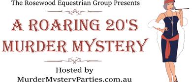 A Roaring 20's Murder Mystery Dinner