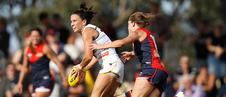 AFLW 3.0, Round 7: Melbourne vs Adelaide Crows