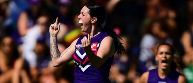 AFLW 3.0, Round 7: Fremantle vs Kangaroos