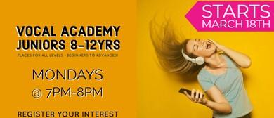 Vocal Academy Singing Workshop