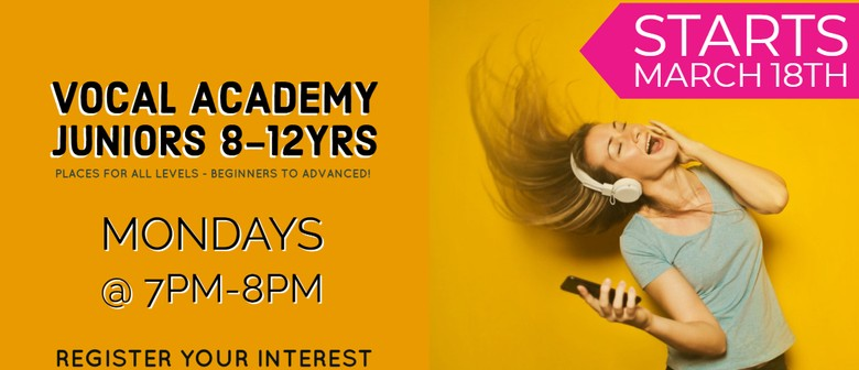 Vocal Academy Singing Workshop