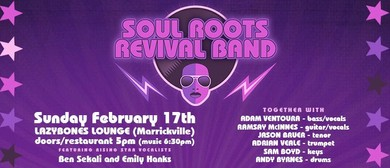Soul Roots Revival Band
