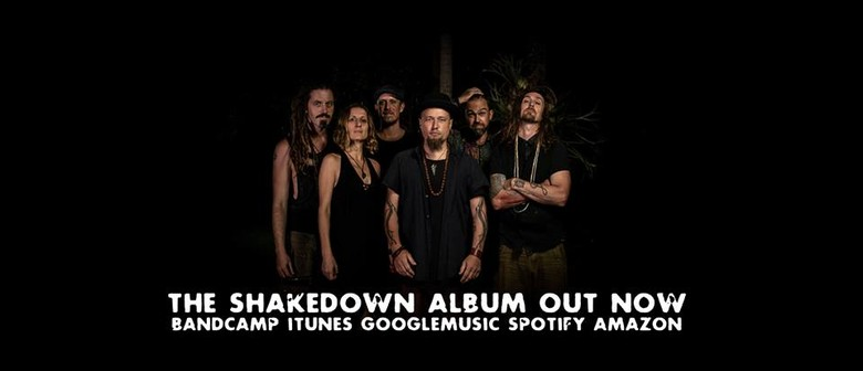 Jesse Morris & the Shakedown
