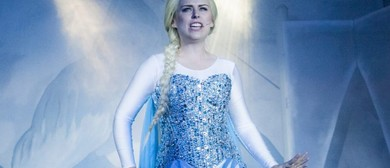 The Alpha Show of the Snow Queen