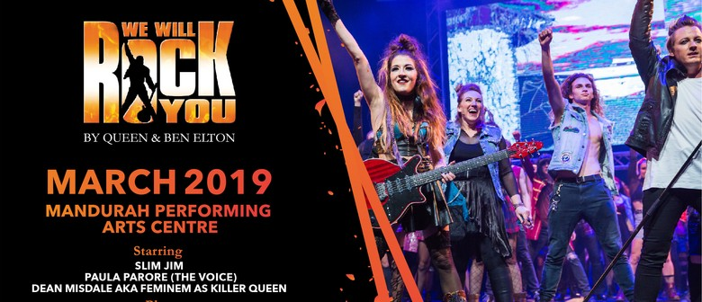 We Will Rock You 2019
