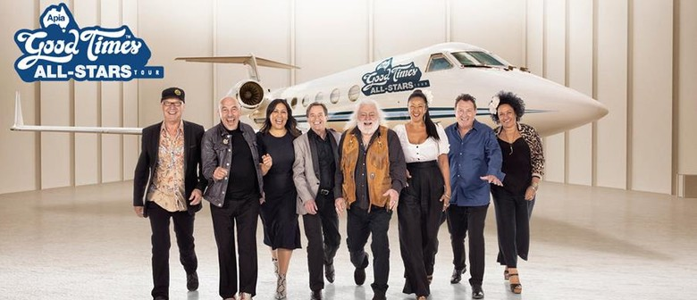 Apia Good Times Tour 2019