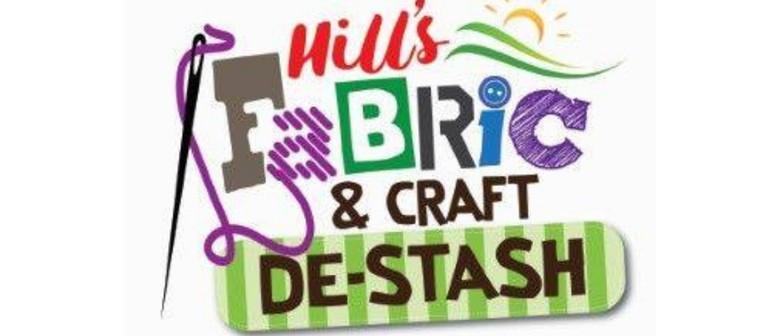 Hills Fabric and Craft De-Stash