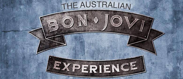 Aust Bon Jovi Tribute Show