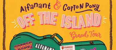 AlfanAnt – Off The Island Grand Tour