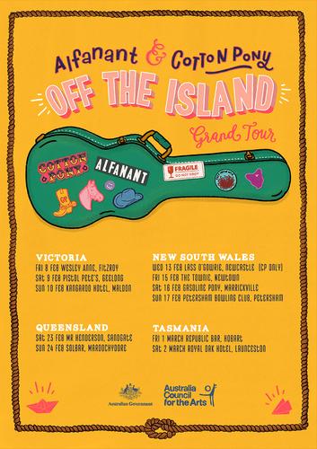 AlfanAnt – Off The Island Grand Tour - Hobart - Eventfinda