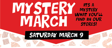 Mystery March – Guest AFL Players and Football Day