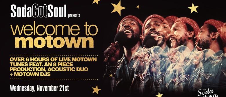 Soda Got Soul – Motown Edition