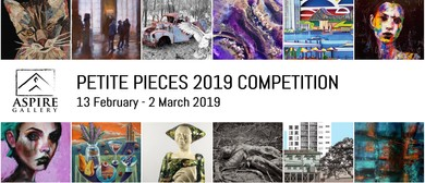 Petite Pieces 2019 Competition & Exhibition