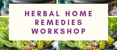 Herbal Home Remedies