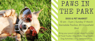 PAWS in the Park – Dog & Pet Market
