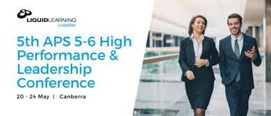 5th APS 5–6 High Performance & Leadership Conference