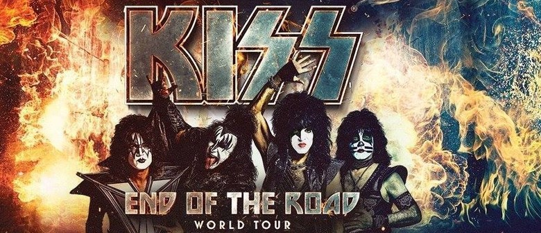 KISS – End Of The Road World Tour: CANCELLED