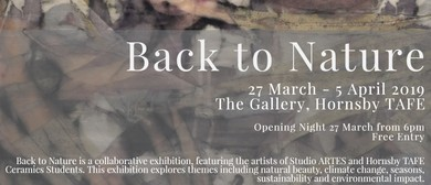 Back to Nature – Art Exhibiton