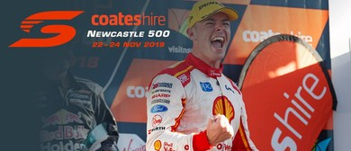 Coates Hire Newcastle 500