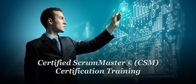 Certified ScrumMaster® (CSM) Certification Training