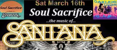 Soul Sacrifice – The Music of Santana