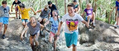 Outdoor Adventure School Holiday Drop-Off Program