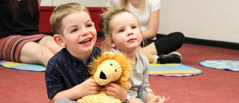 Toddler Teddy Workshops