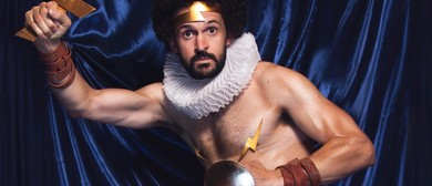 Garry Starr Conquers Troy – MICF