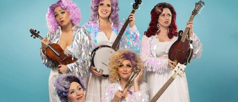 Fringe Wives Club: Glittergrass