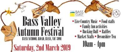 Bass Valley Autumn Festival 2019