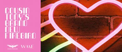 Cousin Tony's Brand New Firebird – Love Is Heartbreak Tour