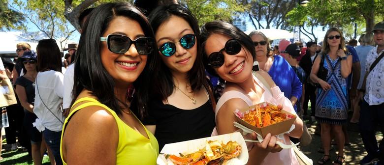 2019 Channel 7 – Mandurah Crab Fest