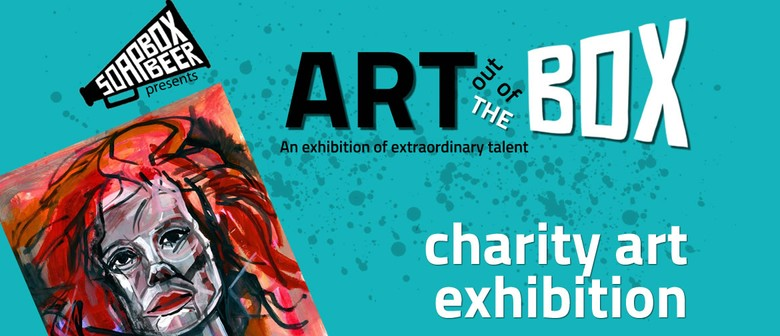 Art Out of The Box – Fundraising Art Exhibition