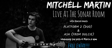 SONAR Sessions Feat. Mitchell Martin Band and Guests