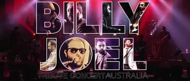 Billy Joel Tribute Concert – My Life