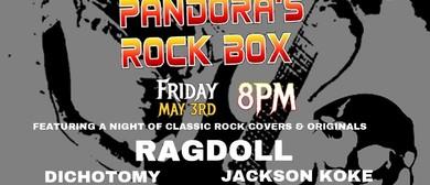 Pandora's Rock Box Feat. Ragdoll – Dichotomy & Jackson Koke