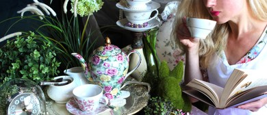 Mad Hatter's High Tea