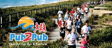 2019 Pub2Pub Charity Fun Run & Festival