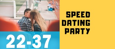Speed Dating & Singles Meetup Ages 22–37