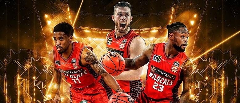 Semi Finals Game 1– Perth Wildcats vs Brisbane Bullets