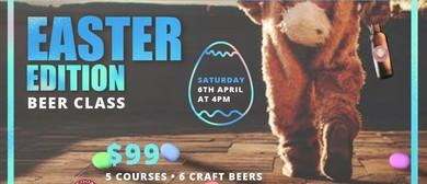 Redoak Easter Beer Class