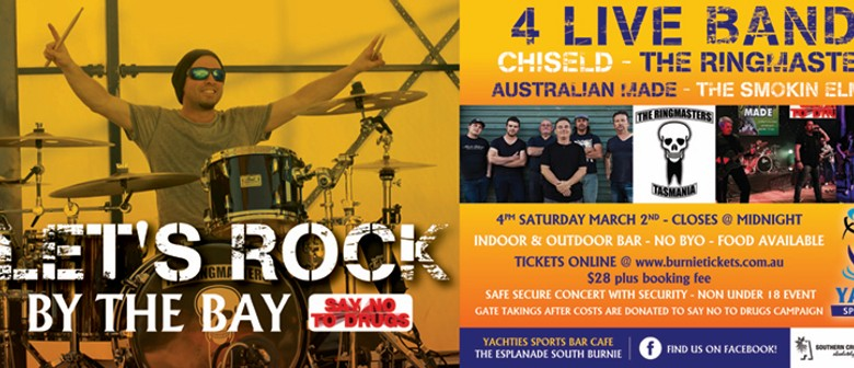 Lets Rock By the Bay
