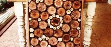 Repurposed Timber Exhibition