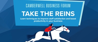 Camberwell Business Forum: Take The Reins