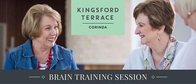 Brain Training Session